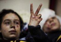 На лечение в Петербург доставлены шесть сирийских детей