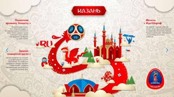 Чемпионат Мира по футболу пройдет с 17 июня по 2 июля.