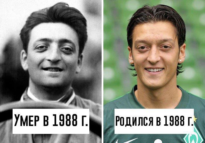 У этого футболиста-мусульманина, кажется, есть своя машина времени