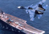 Десятки боевиков «Джебхат ан-Нусры» уничтожены истребителями с «Адмирала Кузнецова»