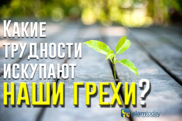Как узнать, какие именно жизненные трудности являются искуплением наших грехов?