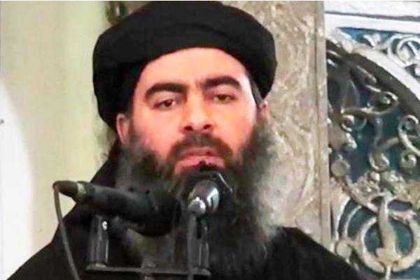 ГлаварьИГ аль-Багдади спит впоясе смертника вподземных катакомбах