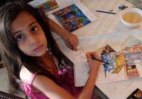 Рисунки 8-летней художницы о войне в Сирии растопили сердца миллионов (Фото)