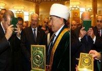 Лукашенко рассказал, зачем целовал Коран