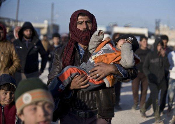 Граждане Алеппо поведали окарательных операциях боевиков