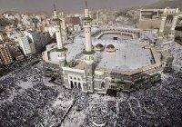 Туннели свяжут Запретную мечеть с мусульманскими святынями