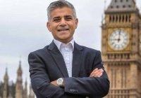 Садик Хан предложил противникам Трампа ПМЖ в Лондоне