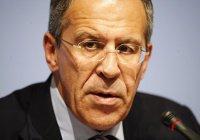 Лавров ответил на обвинения в ударах по больницам в Сирии