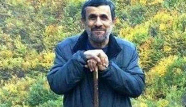 Махмуд Ахмединеджад.
