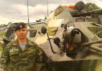 О подвиге российского военнослужащего в Сирии сняли мультфильм (Видео)