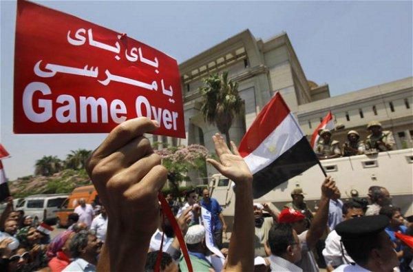 Кризис в Египте.