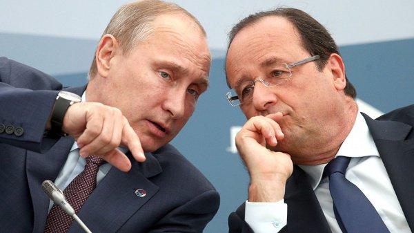 Российско-французские противоречия на фоне сирийского конфликта