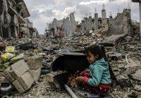 ООН: под угрозой смерти живут более миллиона сирийцев