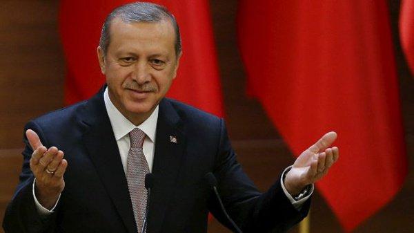Эрдоган проведет в Турции референдум.