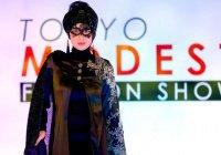 Первый показ мусульманской моды прошел в Японии (фото)