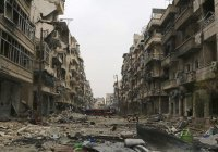 ООН: через месяц от Восточного Алеппо ничего не останется