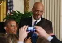 Баскетболисту-мусульманину присудили высшую награду США (Фото)