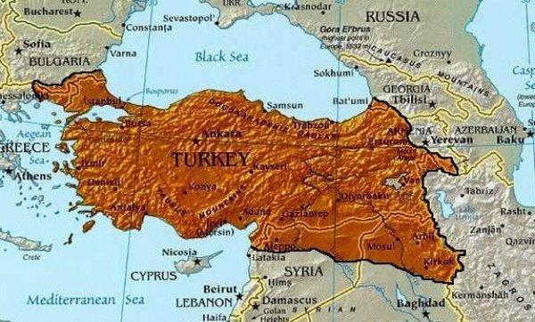 Ирредентизм во внешней политике Турции