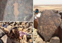 В иорданской Черной пустыне нашли следы жизни человека