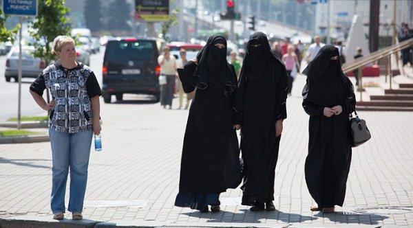 В Голландии могут запретить никаб.