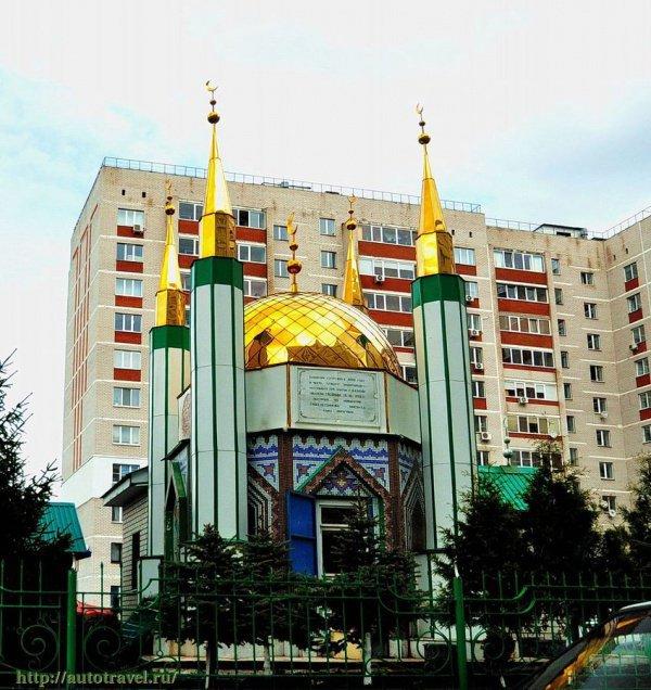 Самая маленькая мечеть в мире