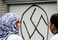 «Смерть мусульманам»: вандалы осквернили мечеть в Стокгольме