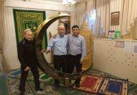 В Воркуте откроется мечеть с полумесяцем, подаренным муфтием Татарстана