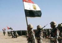 СМИ: египетские войска участвуют в борьбе с ИГИЛ в Сирии