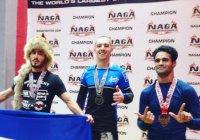 Мусульманин из РФ стал серебряным призером чемпионата Европы по грэпплингу