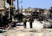 Минобороны РФ: Восточный Алеппо полностью освобожден от боевиков