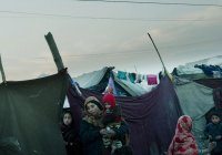 В Афганистане десятки детей погибли от холода