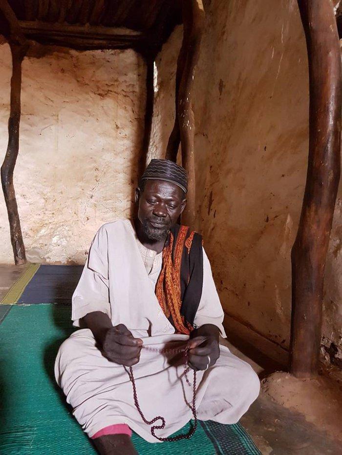 Эти фото - одни из первых, сделанные в этой мечети за 600 лет