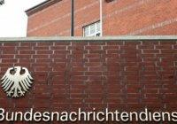 СМИ: сотрудник немецкой разведки помогал радикальным исламистам