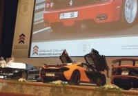В ОАЭ за мошенничество арестован покупатель автомобильного номера за $8,5 млн
