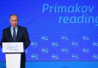 Путин: решить кризис на Ближнем Востоке можно только при взаимодействии стран