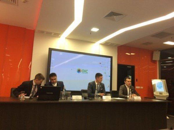 Пресс-конференция в казанском IT-парке.