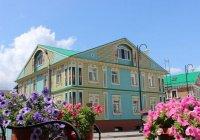 В Старо-Татарской слободе горит ресторан