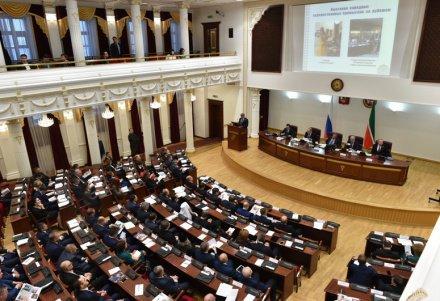 Муфтий РТ принял участие в заседании Совета по межнациональным и межконфессиональным отношениям РТ
