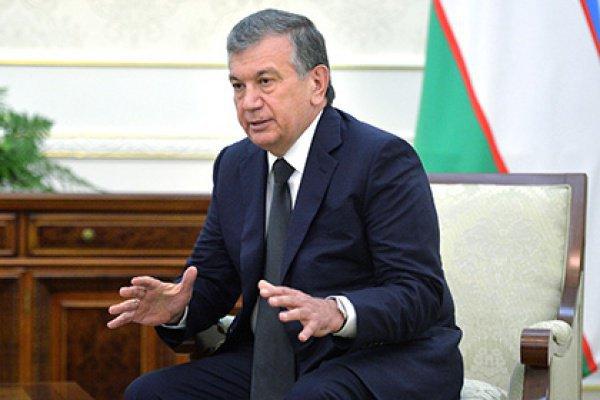 По предварительным итогам лидирует кандидат от Либерально-демократической партии Шавкат Мирзиеев