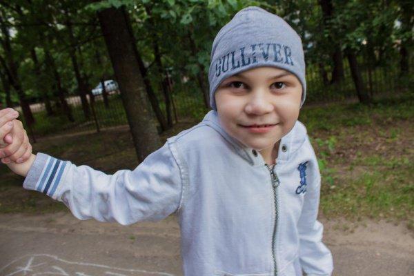 10-летний казанец Саид Хамидуллин