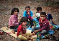 Московские студенты собирают гумпомощь для сирийских детей