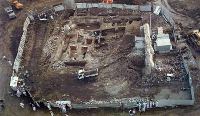 Так выглядел дом, где Пророк (мир ему) получил одно из первых откровений