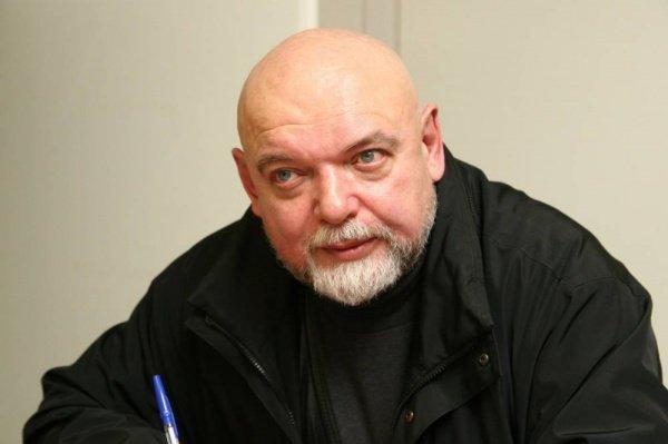 Глава Исламского комитета России, богослов и философ Гейдар Джемаль