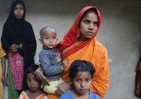 Более 20 тысяч мусульман-рохинья бежали из Мьянмы за два месяца
