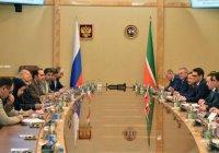 Премьер-министр РТ Ильдар Халиков встретился с иранской делегацией