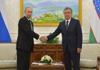 Первый визит новый президент Узбекистана совершит в Россию