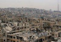 Песков: В Алеппо остались только террористы