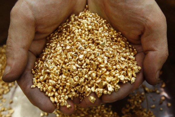 Согласно шариату, золото считается ростовщическим товаром (рибави)