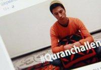 Киргизские знаменитости запустили флэшмоб по чтению Корана