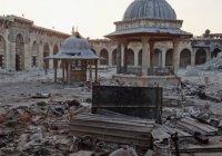 В Алеппо разминированы две мечети